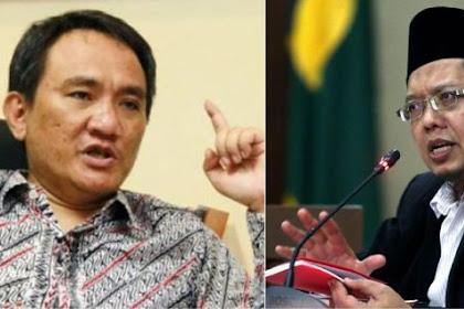 Ustadz Alfian Tanjung Pernah Sebut Andi Arief PKI