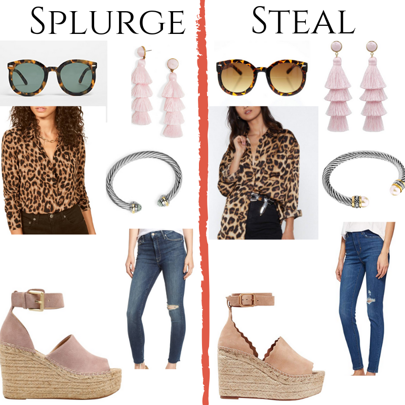 da897dc69be Kourtlyn Johnson: Splurge Vs Steal