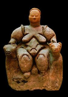 Ana, diosa de Anatolia