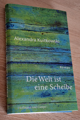 """""""Die Welt ist eine Scheibe"""" von Alexandra Kuitkowski"""