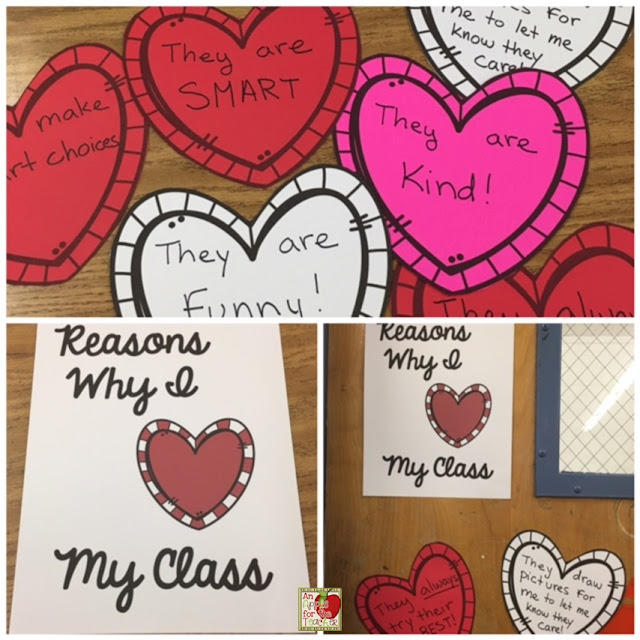An Apple For The Teacher: Reasons Why I Love My Class