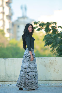 Vaibhavi Shandilya Spicy Marathi Actress Cute Spicy Pics