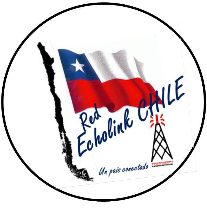 Logo Red Echolink Chile