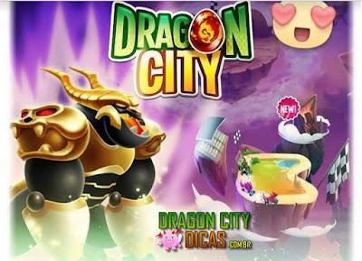 Próxima Corrida Heroica e Novo Dragão Heroico!