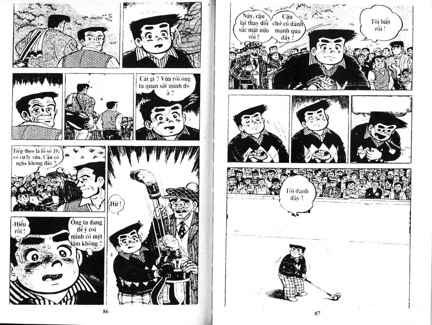 Ashita Tenki ni Naare chapter 51 trang 42