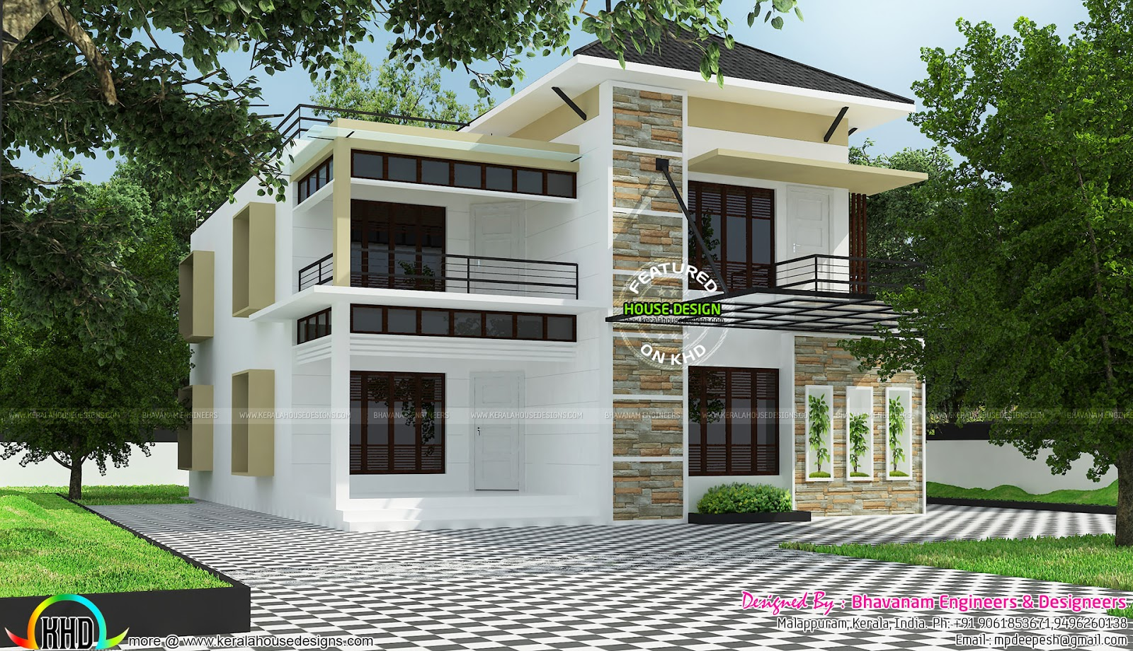 Old house remodeling plan kerala home design and floor plans for Remodeling old homes