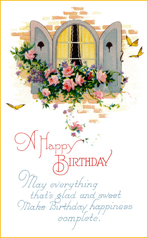 free cake info happy birthday cards