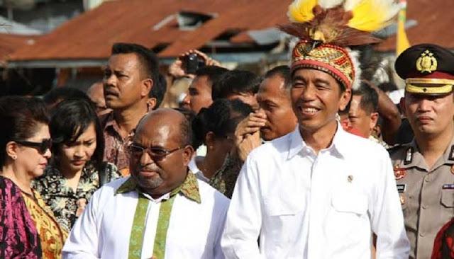 Haru Sekaligus Prihatin! Ditanya Kenapa Lebih Banyak Ke Indonesia Timur, Jawaban Presiden Jokowi....