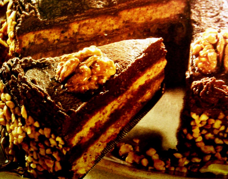Café Extra Forte 5 Vezes Chico: Cozinha Da Rainha: Bolo De Nozes Com Café