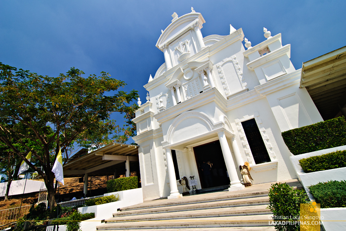 The Chapel at the Monasterio de Tarlac