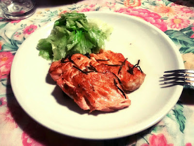 Tandoori Salmon Recipe, salmon recipes