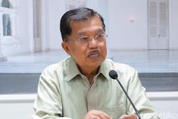 JK: Mungkin Butuh 100 Tahun Orang Luar Jawa Jadi Presiden
