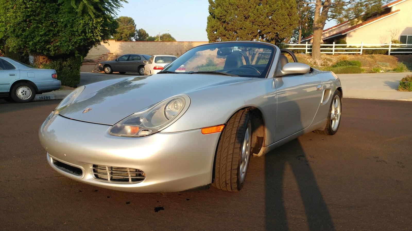 Daily Turismo Seller Submission 2002 Porsche Boxster S