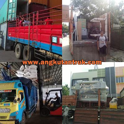 Sewa truk Jakarta Purwokerto Kebumen Banjarnegara Purbalingga