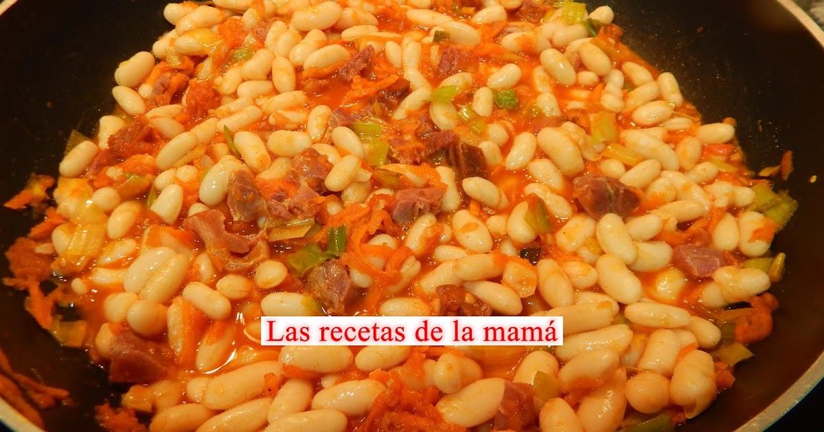 Las recetas de la mam receta muy f cil y rapida de - Reposteria facil y rapida ...