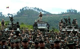 Venezuela to stage war games in warning to Trump