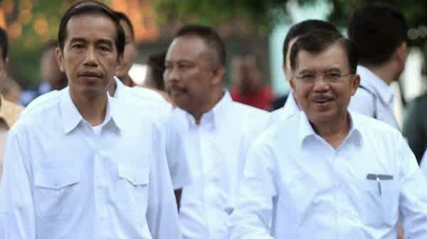 Daftar Nama Menteri Kabinet Presiden Jokowi