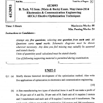 EE6002 Power System Transients Nov Dec 2016 Question Paper