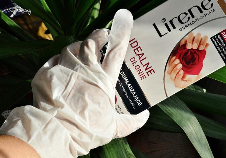Lirene Idealne Dłonie Rękawiczki odmładzające - Profesjonalny zabieg do domowego użytku recenzja
