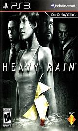178592 heavy rain playstation 3 front cover - Heavy Rain Directors Cut PS3 + DLC