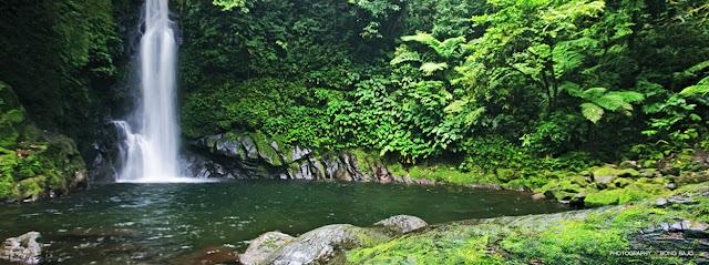 Malabsay Falls naga
