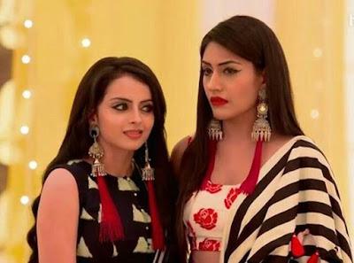 Ishqbaaz Jewellery Trends by Anika & Gauri, earrings from Ishqbaaz, anika earrings from ishqbaaz, shernu parikh earrings ishqbaaz, tassel earrings form ishqbaaz, earrings in ishqbaaz television show