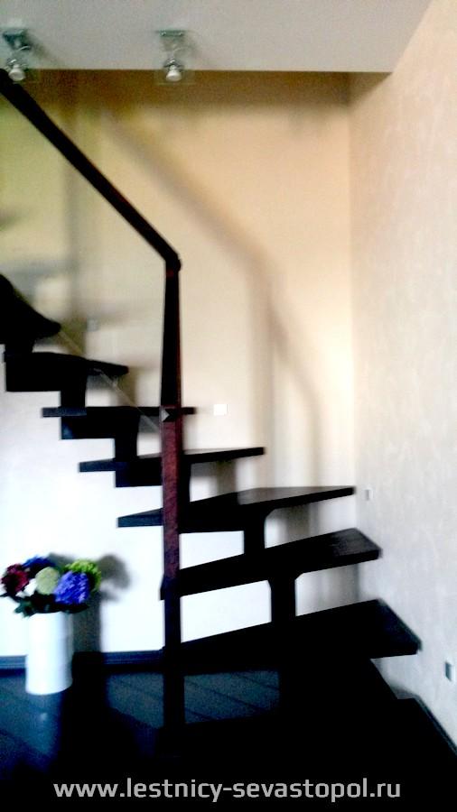 Металлический каркас лестницы на второй этаж цены