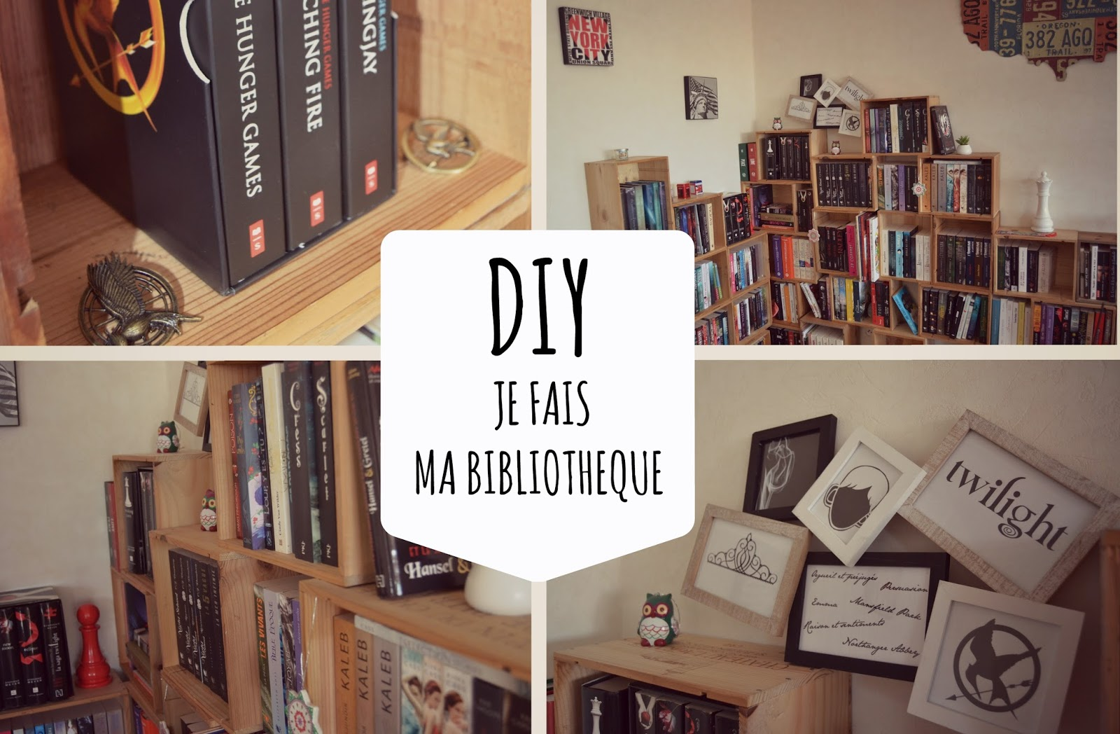 diy ma biblioth que il n 39 y a qu 39 un pas. Black Bedroom Furniture Sets. Home Design Ideas