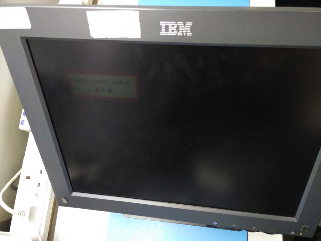 IBM 9512-AB1 TFT Monitor 715A917-1-4 Backlight Inverter Fix
