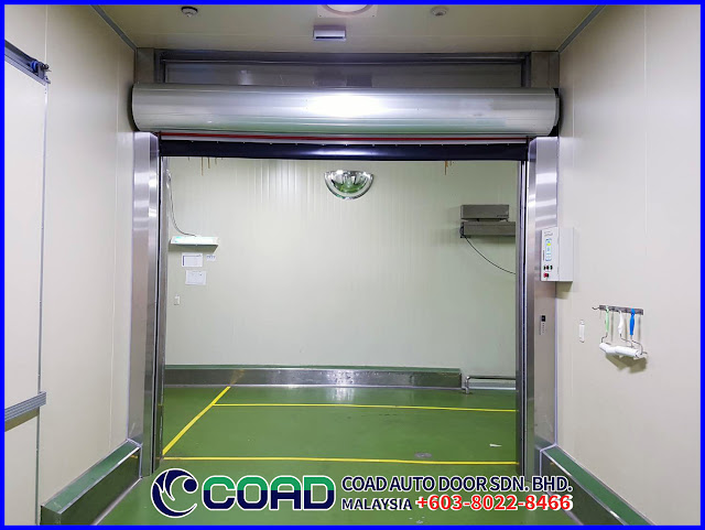Automatic Door Malaysia, COAD Auto Door Malaysia, COAD Malaysia, High Speed Door, Industry Automatic Door Malaysia, Rapid Door Malaysia, Roll Up Screen Door, Shutter Door Malaysia,