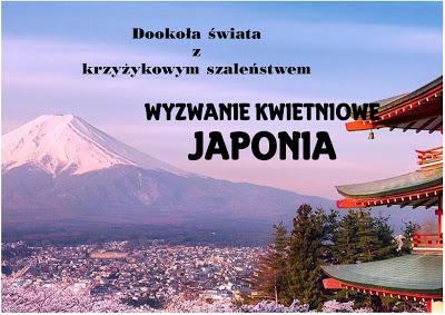 """04.kwiecien - SAL """"Dookoła świata"""" - kwiecień: Japonia"""