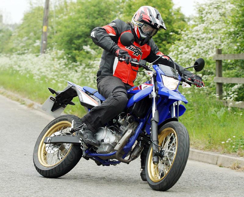 Auto Stark Bikes Yamaha Wr125x