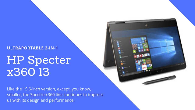 HP Specter x360 13