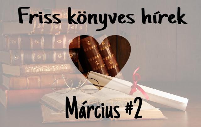 Friss konyves hirek ~ Marcius #2