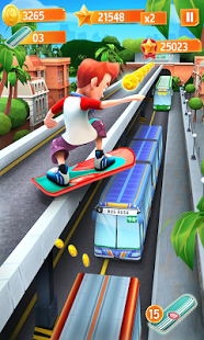 Bus Rush v1.0.7 Apk Mod Money