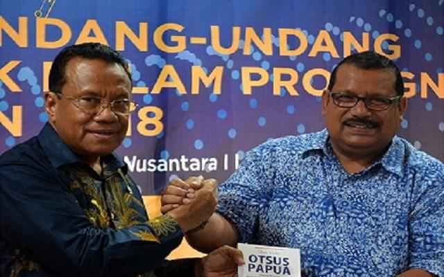 UU Otsus Papua Mendesak untuk Direvisi