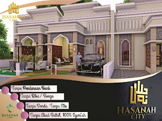 Hasanah City-Perumahan syariah di Bogor