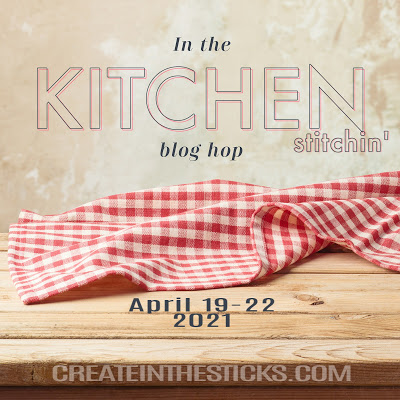In the Kittchen Stitchin' Blog Hop