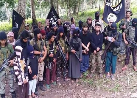 Afiliasi ISIS di Marawi Filipina Sudah Berakhir