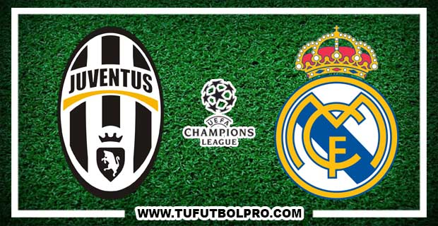 Ver Juventus vs Real Madrid EN VIVO Por Internet FINAL UCL Hoy 3 de Junio 2017
