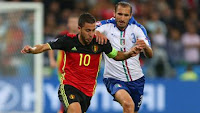 Belgia vs Italia 0-2 Video Gol & Highlights - Piala Eropa 2016