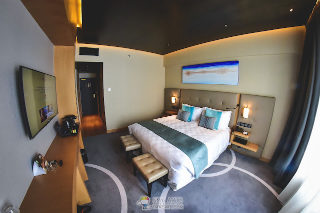 Maxims Genting Hotel - Premier room with King/Twin Bed