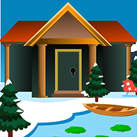 Play AVMGames Snowland Escape