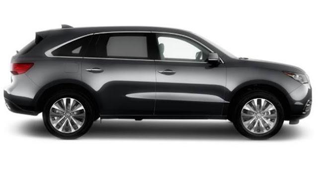 2018 Acura MDX Redesign, Release, Price