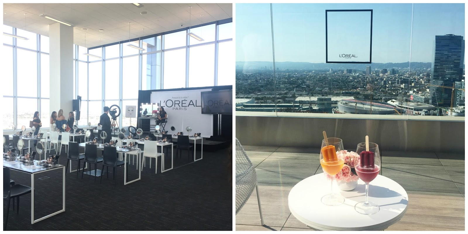 Master Makeup Class with L'Oréal in LA, Latina Fashion Blogger, Latina Beauty Blogger