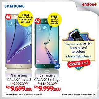 Samsung Harga Spesial dan Bonus