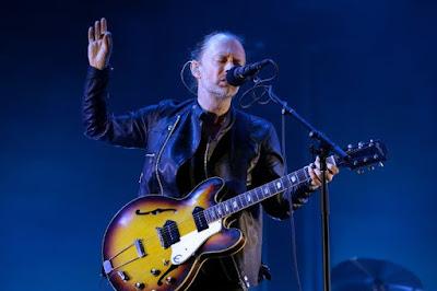 Thom Yorke manda uma direta a críticos de show do Radiohead em Israel