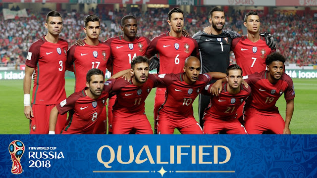 Portugal World Cup Squad 2018