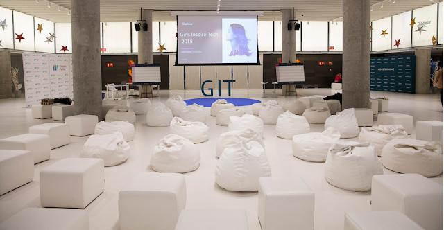 Segunda Edición de #GirlsInspireTech18: el laboratorio tecnológico para hijas de empleados de Telefónica imagen
