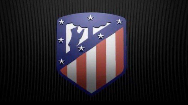 Hasil gambar untuk atletico madrid logo